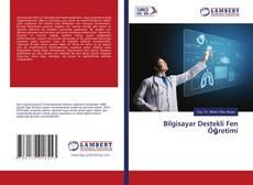 Bilgisayar Destekli Fen Öğretimi kitap kapağı