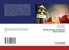 Bookcover of Safety Issues of Nuclear Power Plants