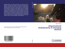 Bookcover of Organisational Ambidexterity in Emerging Markets