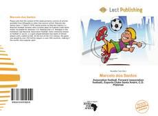 Capa do livro de Marcelo dos Santos