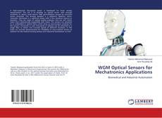 Capa do livro de WGM Optical Sensors for Mechatronics Applications
