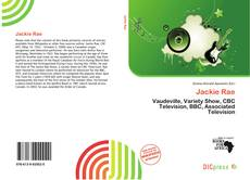 Bookcover of Jackie Rae