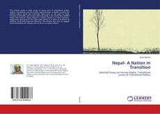 Nepal- A Nation In Transition kitap kapağı