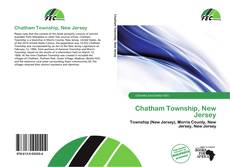 Bookcover of Chatham Township, New Jersey