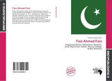 Bookcover of Faiz Ahmad Faiz
