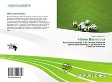 Buchcover von Henry Bermúdez