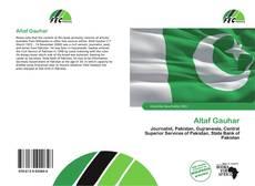 Bookcover of Altaf Gauhar