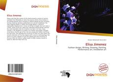 Bookcover of Elisa Jimenez