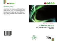 Copertina di Chatham Theatre