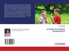 Bookcover of A Guide for Positive Development