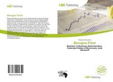 Bookcover of Benigno Fitial