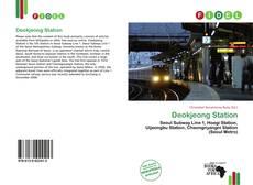 Bookcover of Deokjeong Station
