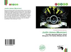 Couverture de Justin James (Musician)