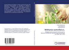 Bookcover of Withania somnifera L.