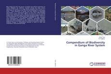 Обложка Compendium of Biodiversity in Ganga River System