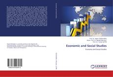 Couverture de Economic and Social Studies