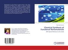 Chemical Synthesis of Functional Nanomaterials的封面