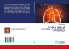 Couverture de Smoking habits of secondary school students in Bhaktapur