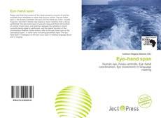 Eye–hand span kitap kapağı