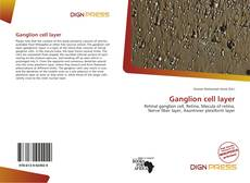 Bookcover of Ganglion cell layer