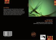 Couverture de Cyril Baily