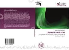 Buchcover von Clement Bailhache