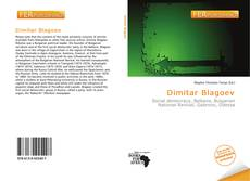 Bookcover of Dimitar Blagoev