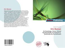 Bookcover of Eric Boman