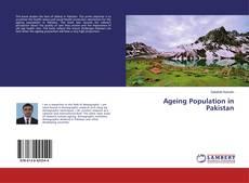 Ageing Population in Pakistan的封面