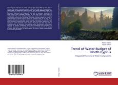 Bookcover of Trend of Water Budget of North Cyprus