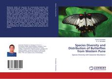 Bookcover of Species Diversity and Distribution of Butterflies from Western Pune