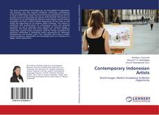 Contemporary Indonesian Artists kitap kapağı
