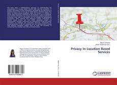 Buchcover von Privacy In Location Based Services