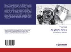 Capa do livro de Air Engine Piston