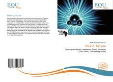 Capa do livro de David Julyan