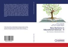 New Horizons in Educational Sciences - II kitap kapağı