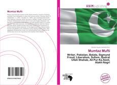 Portada del libro de Mumtaz Mufti