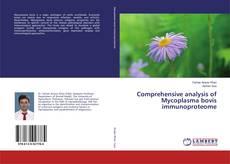 Comprehensive analysis of Mycoplasma bovis immunoproteome的封面