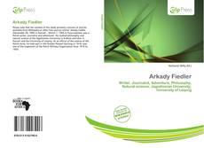 Arkady Fiedler kitap kapağı