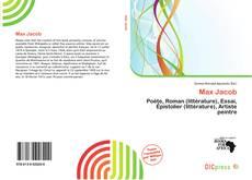 Buchcover von Max Jacob
