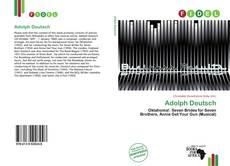 Couverture de Adolph Deutsch