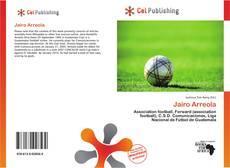 Jairo Arreola kitap kapağı