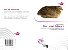 Bookcover of Blue Hen of Delaware