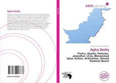 Capa do livro de Agha Sadiq