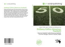 Copertina di Anthony Collins (American Football)
