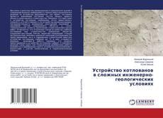 Bookcover of Устройство котлованов в сложных инженерно-геологических условиях