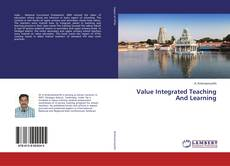 Bookcover of Value Integrated Teaching And Learning