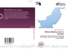 Bookcover of Mirza Mazhar Jan-e-Janaan