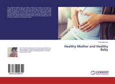 Couverture de Healthy Mother and Healthy Baby