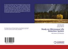 Bookcover of Study on Microwave Life Detection System